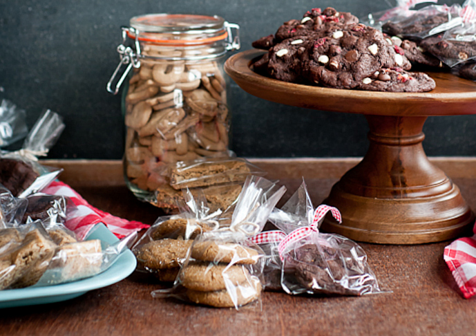raspberries+n+cream+cookies+double+chocolate+cookies+bake+sale