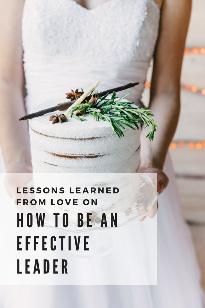 Business Leadership Lessons Learned From Love and Marriage