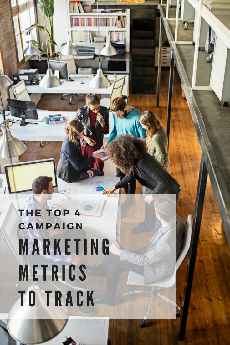 4 Key Marketing Metrics You Need to be Tracking