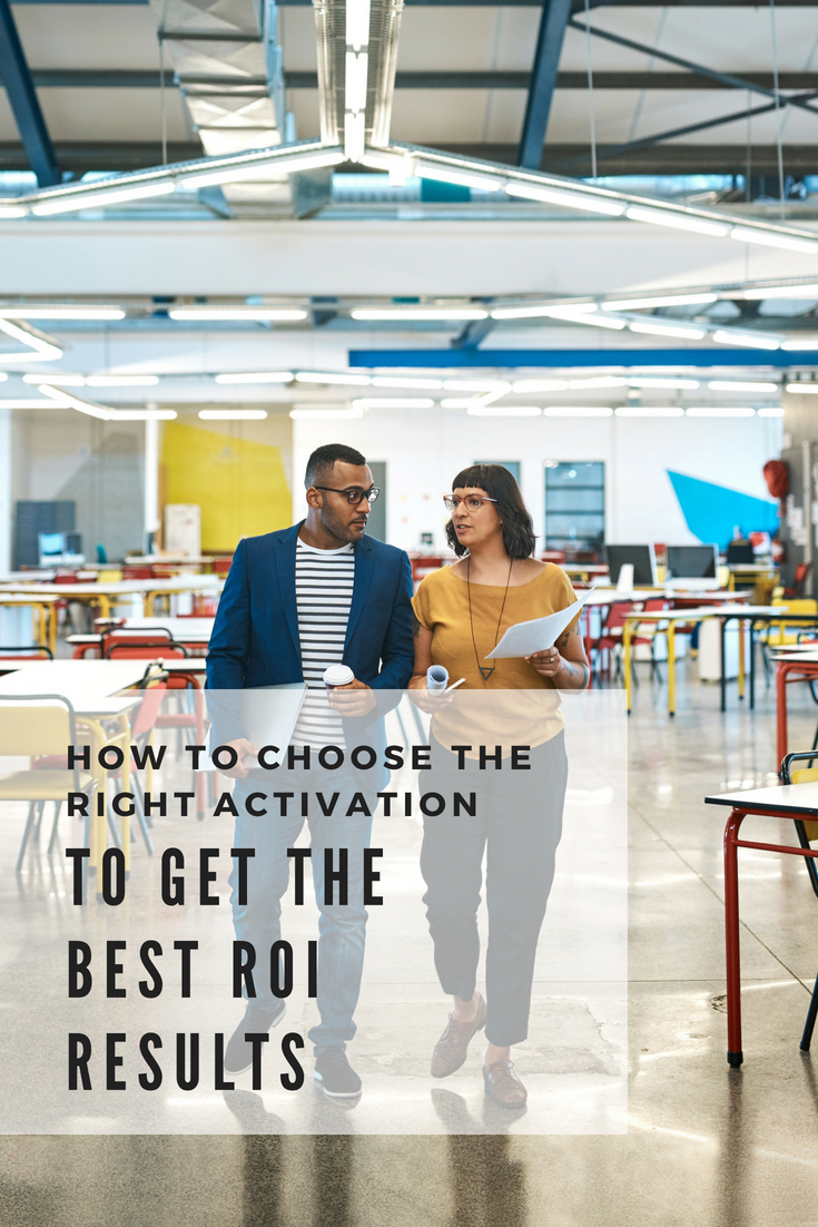 How To Choose the Right Influencer Marketing Activation to Get the Right ROI