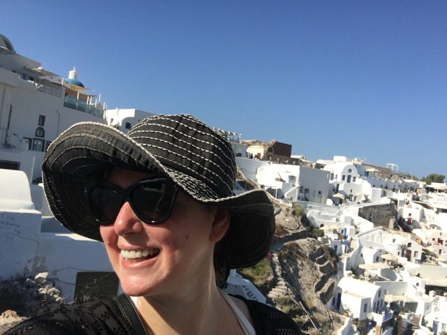 increase productivity by taking a Greek vacation