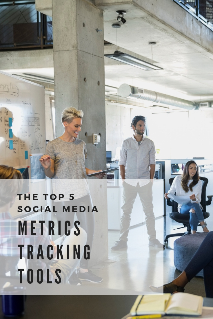 The Top 5 Social Media Metrics Tracking Tools
