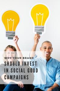 Social Good Campaigns
