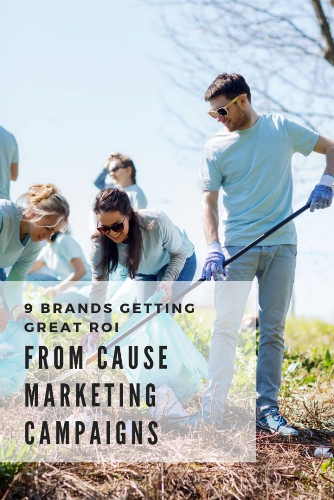 Cause Marketing Campaigns