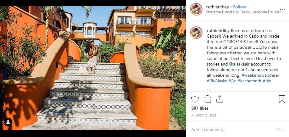 ruthieridley instagram post