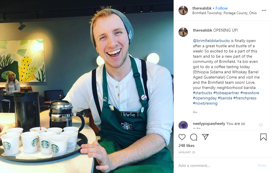 Starbucks Employee Advocates