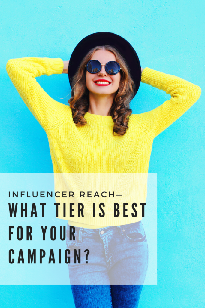 Influencer Reach—What Tier is Best for Your Campaign?