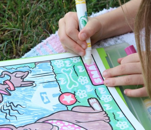 Crayola Wonder Influencer Marketing