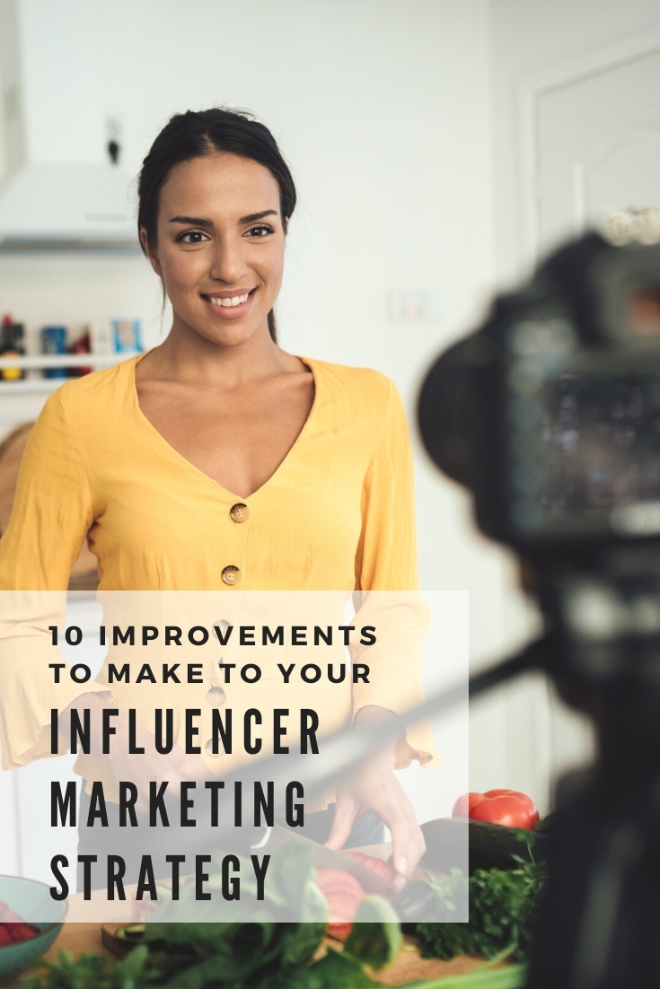 Influencer Marketing improvements